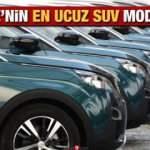 200 bin TL altı Sıfır SUV modelleri: Türkiye'nin en ucuz 2021 SUV modelleri!