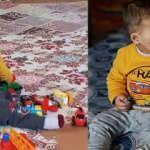 4 yaşındaki Emir Seyit, kalbine yenik düştü