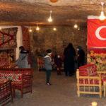500 yıllık mağara kafe
