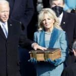 ABD'nin en yaşlı ve 2'inci Katolik başkanı Biden'ın el bastığı İncil'in acı hikayesi