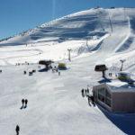 """""""Akdeniz'in kayak merkezi"""" ziyaretçilerini bekliyor"""