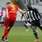 Beşiktaş ikinci yarıda geri döndü!