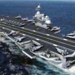 Çin, nükleer itme özelliğine sahip üçüncü uçak gemisini bu yıl tamamlayacak
