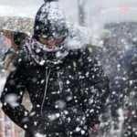Doğu'da kar batıda don uyarısı! Sıcaklıklar düşüyor