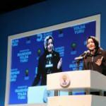 Fatma Betül Sayan Kaya: Bundan sonraki hedefimiz 83 milyonun her bir ferdine ulaşmak olmalı