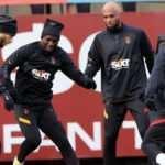 Galatasaray 3 eksikle çalışltı