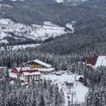 Ilgaz Dağı'nda kayak sezonu açıldı!