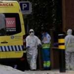 İspanya'da son 3 günde Kovid-19'dan 455 kişi hayatını kaybetti