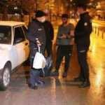 Kısıtlamada, maskesiz, ehliyetsiz, kimliksiz kaçak sigarayla yakalandı