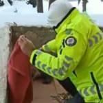 Malatya Emniyeti: Polisin bir yanı da merhamettir