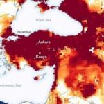 NASA'dan Türkiye'ye kuraklık uyarısı: Barajlardan sonra yer altı suları da tehlike altında