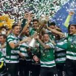 Portekiz Lig Kupası Sporting Lizbon'un!