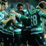 Portekiz Lig Kupası'nda ilk finalist Sporting Lizbon