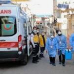 Samsun'da 85 yaş üstü vatandaşların aşılanmasına başlandı