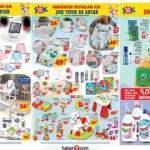 22 Ocak ŞOK aktüel kataloğu! Bebek ürünleri, züccaciye, tekstil, gıda ve temizlik ürünlerinde..