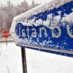 Son dakika: Kar yeniden kapıya dayandı! Tarih verildi, önceki yağıştan...