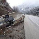 Tokat'ta feci kaza! 2 yaşındaki Zeynep öldü, 3 yaralı