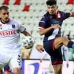 Trabzonspor'da gözbebeği Hosseini