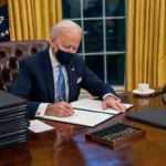 ABD'nin 46. Başkanı Biden görevdeki ilk haftasında 43 resmi karara imza attı