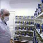 Bakan Mustafa Varank inceledi! Corona virüse karşı geliştiriliyor