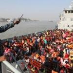 Bangladeş, Arakanlı Müslümanların 4'üncü grubunu Bhasan Char Adası'na gönderdi