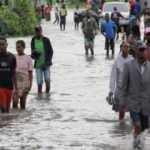 Eloise Kasırgası Mozambik'te yıkıma yol açtı