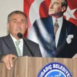 Evinde rahatsızlanan Bigadiç Belediye Başkanı Avcu, hastaneye kaldırıldı