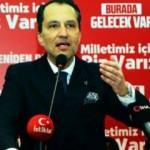Fatih Erbakan: Üçüncü bir ittifak için çalışıyoruz