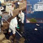 Foça'da çevre faciası yaratan gemi kaptanı ve sahibi için hapis cezası istendi