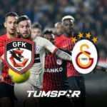Gaziantep FK Galatasaray maçı ne zaman, saat kaçta? Muhtemel 11'ler belli oldu