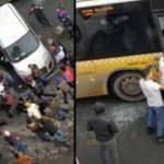 İstanbul'da otobüs şoförüne saldıran 3 kişi tutuklandı