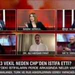 Nedim Şener'den Ali Haydar Fırat'a canlı yayında çok sert tepki!