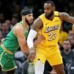 Müthiş maçta kazanan tek sayı farkla Lakers!