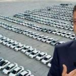 Bayram Şenocak açıkladı: İBB Başkanı 1,5 yılda 10 binin üzerinde yeni araç kiraladı!
