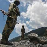 Çin ile Hint askerleri arasında çatışma çıktı