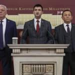 Son dakika: CHP'de deprem! 3 Milletvekili istifa etti! Canlı yayında zehir zemberek sözler