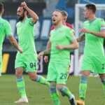 Vedat Muriç yine attı, Lazio kazandı!