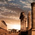 """2 bin 300 yıllık Bergama Antik Kenti """"dijital"""" dünyada"""