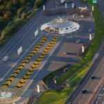 Dünyanın ilk uçan otomobil havalimanını inşa ediyor
