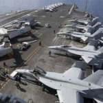 ABD uçak gemisini Ortadoğu'dan çekti