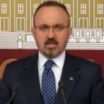 AK Parti'den anayasa teklifi açıklaması