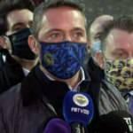 Ali Koç: Fazla konuşmadık, oyuncuyu aldık!