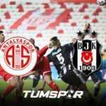 BeIN Sports Antalyaspor Beşiktaş maçının geniş özeti ve golleri!