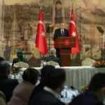 Başkan Erdoğan: Müslümanlar çift yönlü cendereye alınıyor. Bu bir asimilasyon projesidir