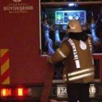 Bayrampaşa'da oyuncak fabrikasında yangın paniği
