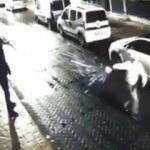 Beyoğlu'nda işyerini kurşun yağmuruna tuttular!