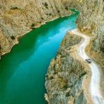 Erzincan'ın adrenalin dolu kanyonları