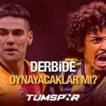 Fenerbahçe Galatasaray maçında hangi oyuncular var? GS ve FB derbisinden son dakika gelişmeler