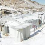 Dondurucu soğuklar Lübnan'daki Suriyelilerin hayatını altüst etti