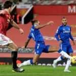 Manchester United, sahasında Everton'la 3-3 berabere kaldı